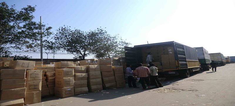 warehousing jaibalaji